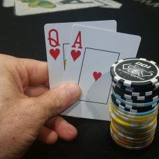 How To Play AQ in Texas holdem poker