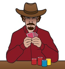 How to bluff in poker